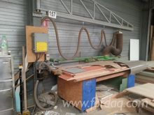 Used MANUT LM arm wi