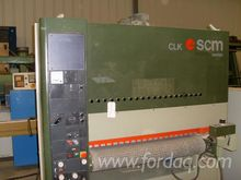 SCM CL110 RT large band sander