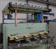 ORMA LS25/13 Hydraulic Panel Pr