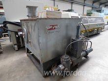 WEIMA TH714 wood briquet press