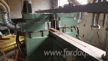 BACCI FX6 CL Linear milling mac