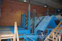 1986 Gullangets Resaw line with
