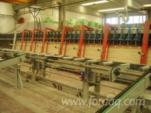 2005 CL LEGNO Glulam Press Ital