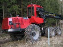 2011 Komatsu 901 TX Harvester G