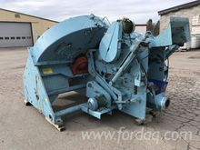 1995 Bruks 1701M Disc chipper