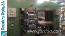 1990 DRESAN MOULDS HOT PRESS -