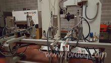 2007 Bacci JET CNC Center 5 AXE