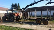 Massy Ferguson Forest Tractor R
