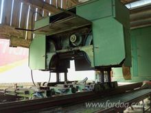 BRENTA CD CD 5 Log Band Saw Hor
