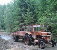 U Forest Tractor Romania