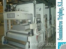 2007 COLOMBO HPL PRESSING LINE