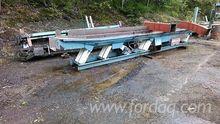 2000 Bruks Vibrating conveyor w