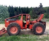 1987 Timberjack 240D Forest Tra