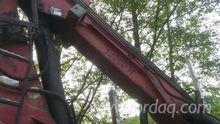 MAN Longlog Truck Romania