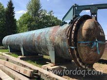 2001 England Autoclave for wood