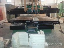 1991 MAKA 2200T CNC Machining C