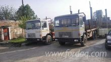 No brand Longlog Truck Romania