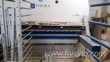 2002 ORMA PM TFF Press Membrane
