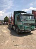 Volvo Short Log Truck Romania