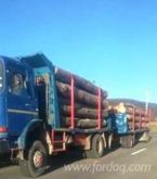 No brand Short Log Truck Romani