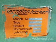 1976 Vecoplan hacker Wood Chipp
