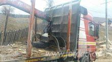 Mercedes Short Log Truck Romani