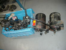 Used air brake syste