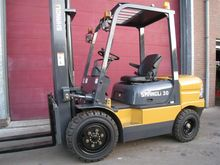 Shangli 3000 kg Diesel