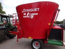 2014 Trioliet mixing wagon 12m3
