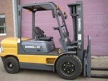 Shangli 4.000 kg diesel