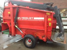 Trioliet UKW5000 silage wagon