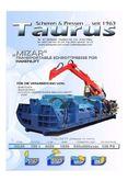 Scrap press MIZAR MB 46 transpo