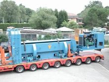 Scrap shear TAURUS transportabl