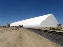 Railcar Unloading System 110-Un