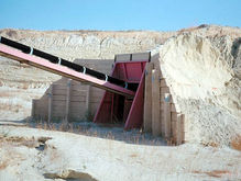 Rock Systems 102-A Dozer Trap w