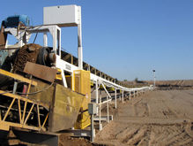 "36"" x 1,000' Overland Conveyor"