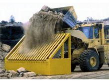 Static Grizzly - Excavator XL M