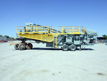 Used Roll Crusher in