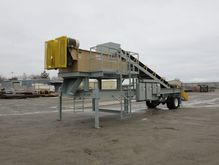 Rock Systems Portable Pugmill,