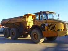 2007 Volvo A35D