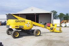 Used 1999 GROVE T40