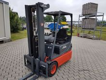 2006 Linde E14-02 Electric 3 wh