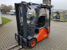 2010 Linde E16-01 Electric 3 wh