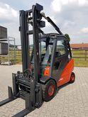 2008 Linde H35D Diesel Forklift