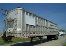 Used Walking Floor Trailers for sale