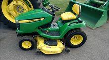 2007 JOHN DEERE X500