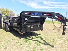 "2017 Load Trail 83"" x 14' Dump-"