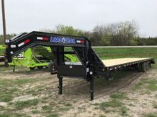 Used Load Max Gooseneck Trailers for sale  Load trail