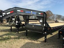 2016 Load Trail 36' GN 14k Stra