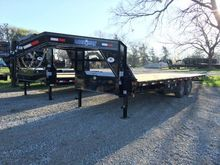 2016 Load Trail 24' GN Deck Ove